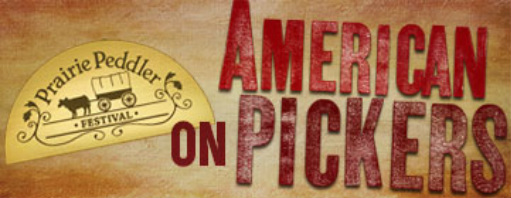 Prairie Peddler is on American Pickers.